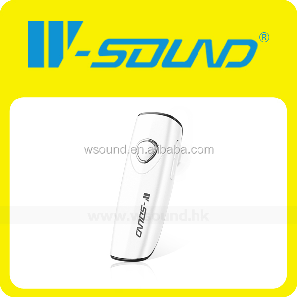 safe driving necessory Wsound simple design S4+ music play bluetooth wireless micro headset