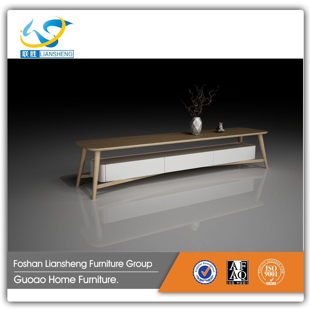 Tv table furniture design - Wood Lcd Tv Table Design Wood Lcd Tv Table Design Suppliers And Manufacturers At Alibaba Com