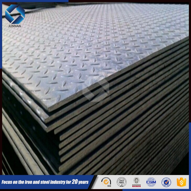 Good Quality Carbon Steel Welded Construction Support Steel Plate