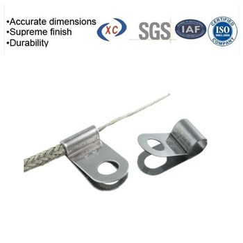 Sheet Metal Wire Terminal Clip Wire Mounting Clips - Buy Wire ...
