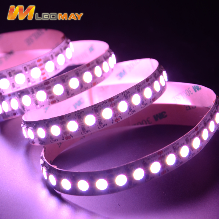 5050 4IN1 Series and high Brightness led strip with CE FCC ROHS Certfication