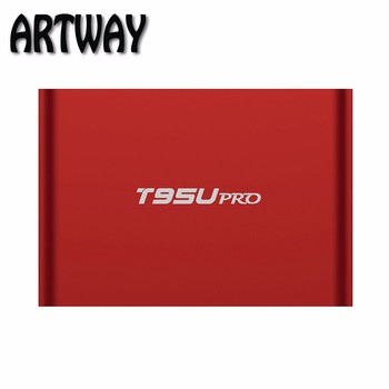 Android TV Box T95Upro Amlogic S912 Android6.0 Dual WiFi Lan BT4.0 H.265 KODI Pre-installed HD2.0 4K