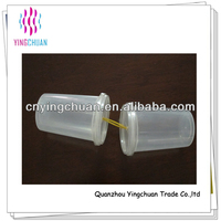 Plastic underwear storage box