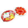 JY-002 Halal snack yummy strawberry flavor duck shape sweet fruit jelly pudding