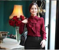 fashion blouse women blouse 2014