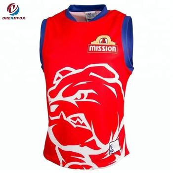 0eee7cadf new design custom sublimation AFL league jersey Football Jumpers Australia Custom  Afl Jersey wholesales sublimation AFL