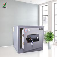 Newest wall mounted intelligent fingerprint safe