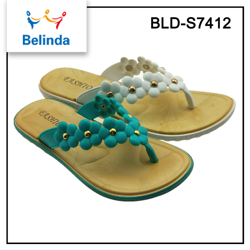 hot sale new arrival cute girl pvc 2016 kids pu sandal for sale