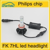 Car Accessories Powerful Led Headlight Projector Headlight for car and motorcycle