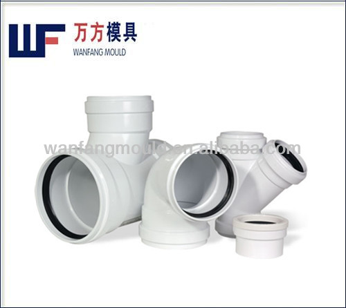 pipe fitting mold,plastic injection pipe bend moulds