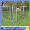 2015 High quality metal dog cages/well-suited galvanized wire mesh dog run fence panels