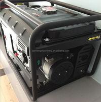 JIANSHE(CHINA) Power Value 2kw 2kva Home Use Strong Power Low Noise Generac Generator