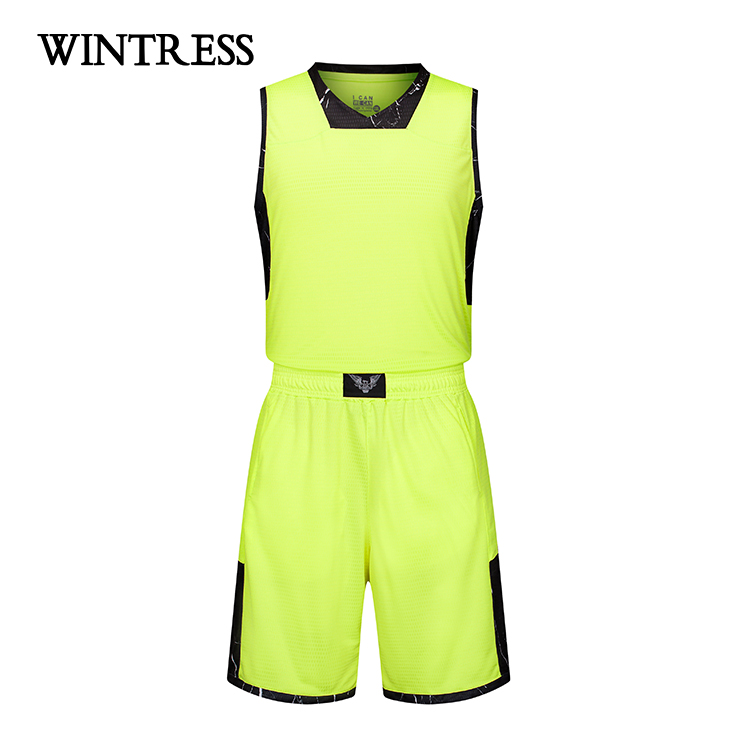 Cheap printing custom made quick dry basketball jersey sets oem team sport clothing