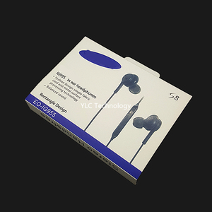 For Samsung S8 Earphones Eo-Ig955 Headphones Headset Earphones Stereo Handsfree