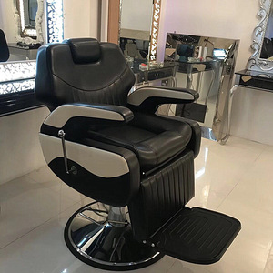 Used Salon Chairs >> Used Beauty Hair Salon Chairs Hairdressing Styling Barber Chairs Sale Salon Reclining Barber Chair