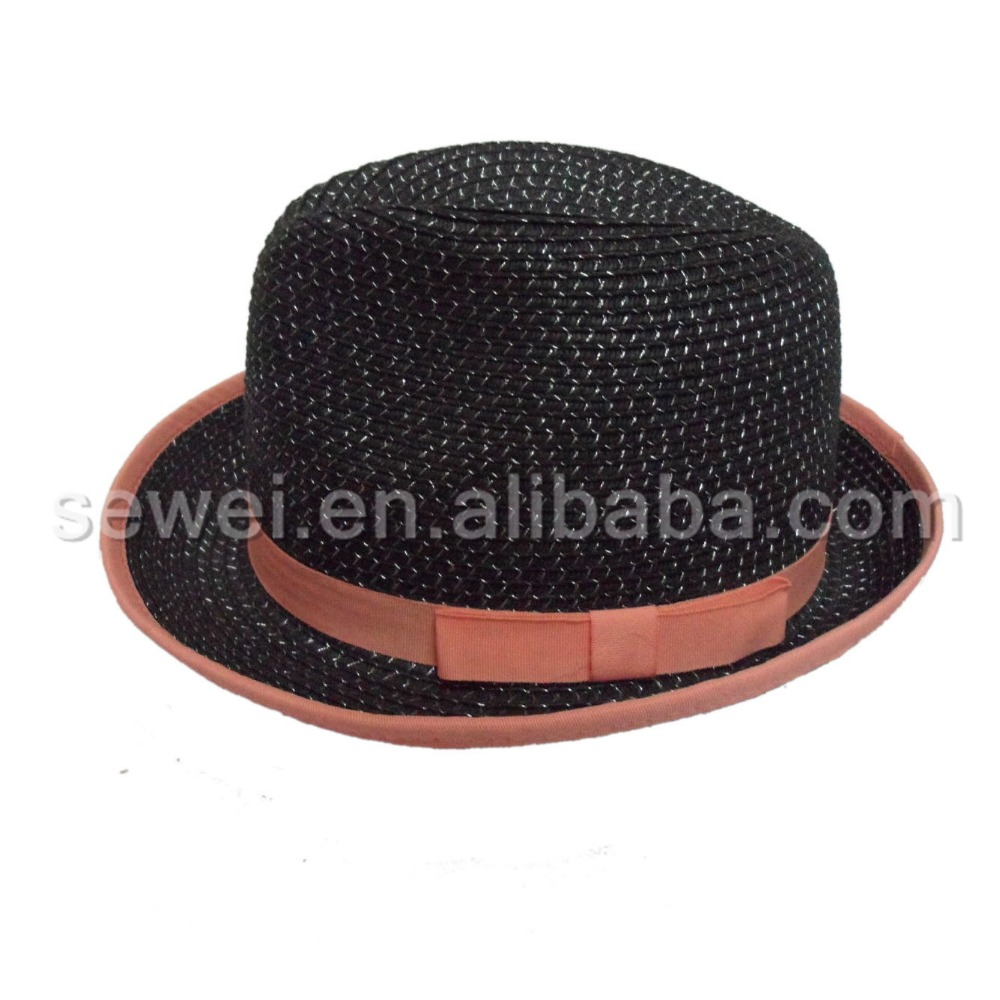 Promotion Formal Bowler Hats/straw hat/Summer Sun cap For Womens Mens