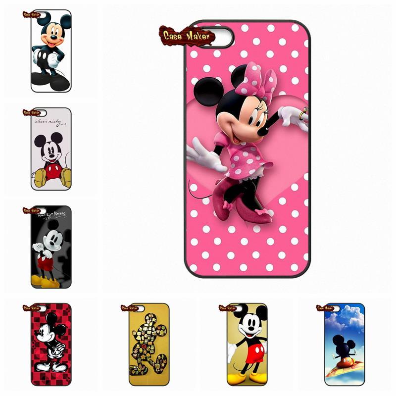 Buy Cute Cartoon Mickey Minnie Mouse Couple Soft TPU ...