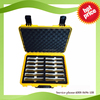 Military ammo box hard plastic waterproof case with foam