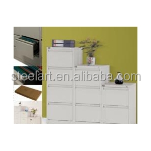 Good 4 Drawers Steel Colorful Full Space Use High End File Cabinets