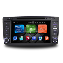 "Mới nhất Android6.0.1 Sat Nav 8 ""RK PX5 Octa-core Xe GPS DVD Player Cho <span class=keywords><strong>Skoda</strong></span> <span class=keywords><strong>OCTAVIA</strong></span> WB8026"