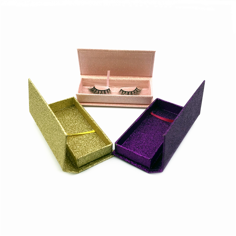 Günstige Design Your Wimpern Private Label Falsche Wimpern Custom Packaging Lash Box