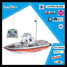 Best 6 functions plastic rc boat hulls