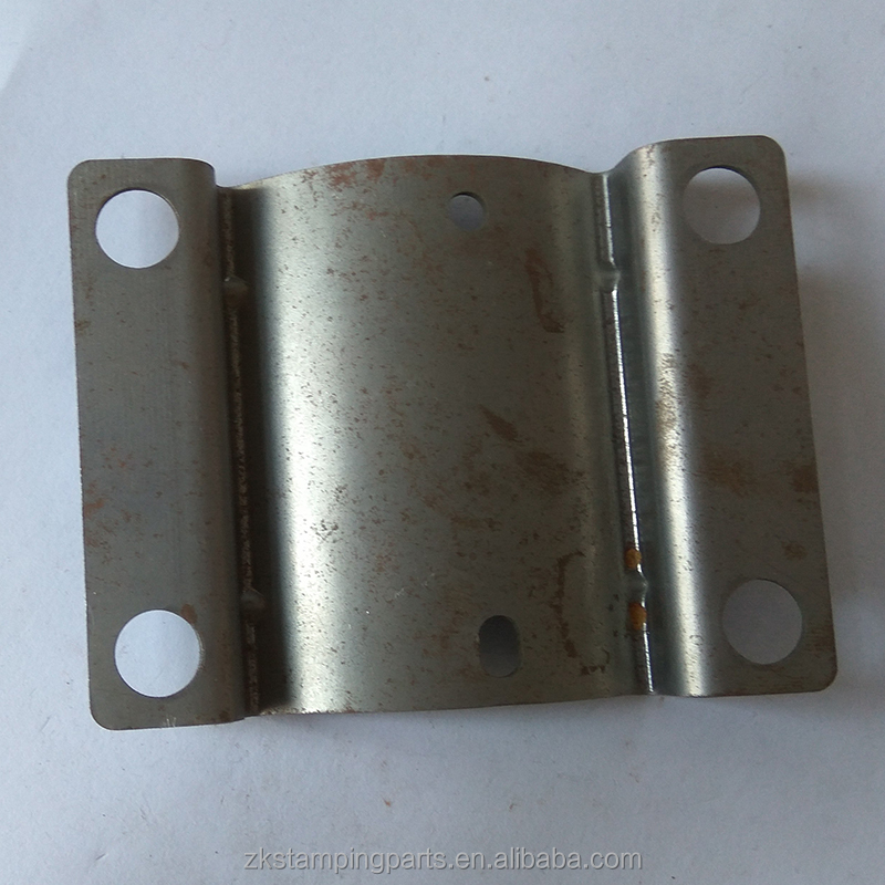 China Hersteller Auto Teile Metall Clip Stanzteile