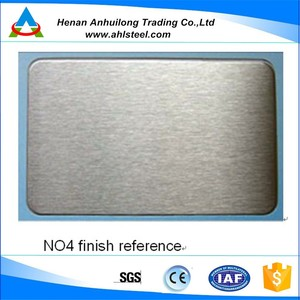 ss 439 Stainless Steel Sheets No.4/HL Finished surface