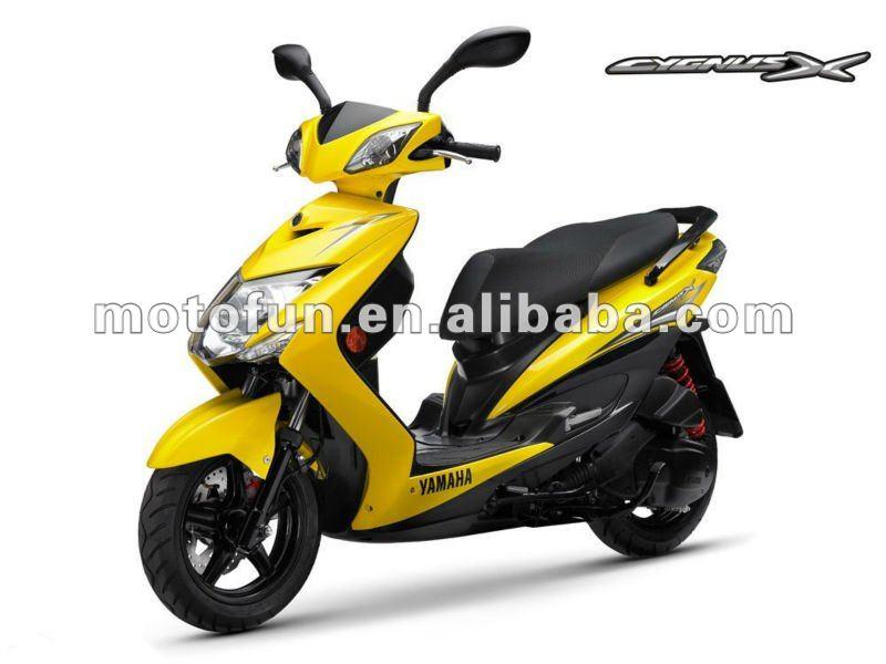 moto scooter yamaha 125 cygnus