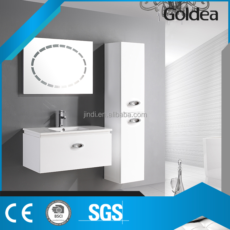 KD cheap commercial bathroom vanity units