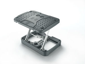 Omax 2014 useful design folding footrest for Christmas gift