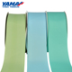 Yama factory polyester tape 3 inches 75 mm black white grosgrain ribbon decoration