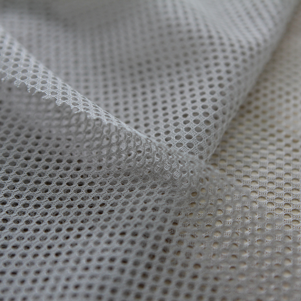 Shengze Recycled polyester plastic Repreve rpet recycled mesh fabric for sportswear