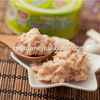 fresh canned tuna/canned fish