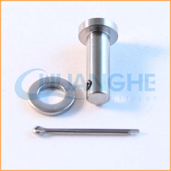 "Chuanghe supply high quality ""5/16""""detent clevis pin with ring"""