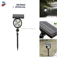 Solar Light Outdoor Garden Yard Pathway Solar LED Spot Light