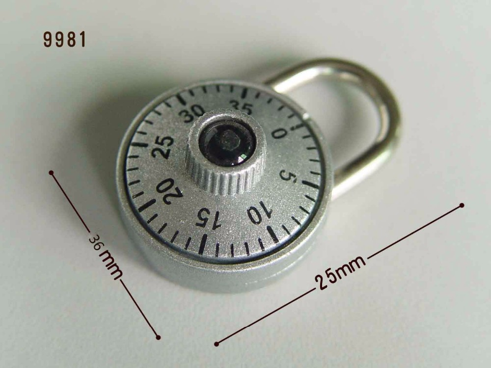 Hardened combination lock, child lock