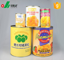 Vitamin D In Canned Fruit & Canned Peach