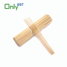 Cheap price Heat Resistance Stick Wooden barbecue paddle skewers for bbq