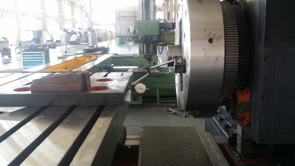 TPX6111B/2 DRO Boring Machine for Cylinder Headsand Blocks