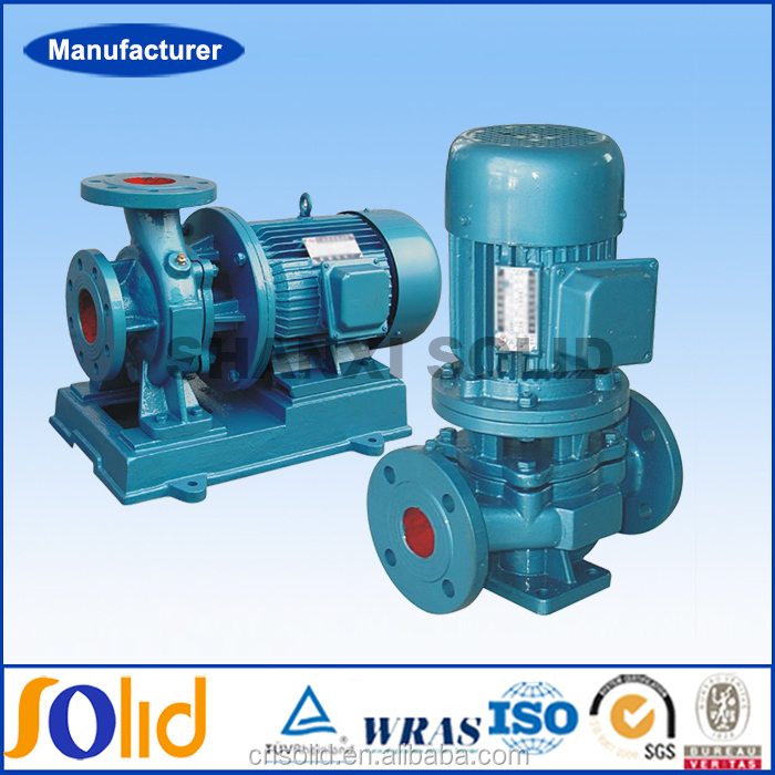Horizontal Centrifugal Pump, Single Stage End Suction Pump, Direct Coupling Pump