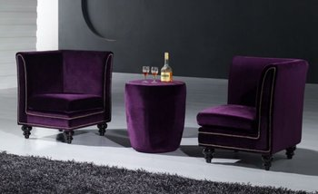 purple leather sofa purple sectional sofa purple velvet sofa : purple sectional sofa - Sectionals, Sofas & Couches