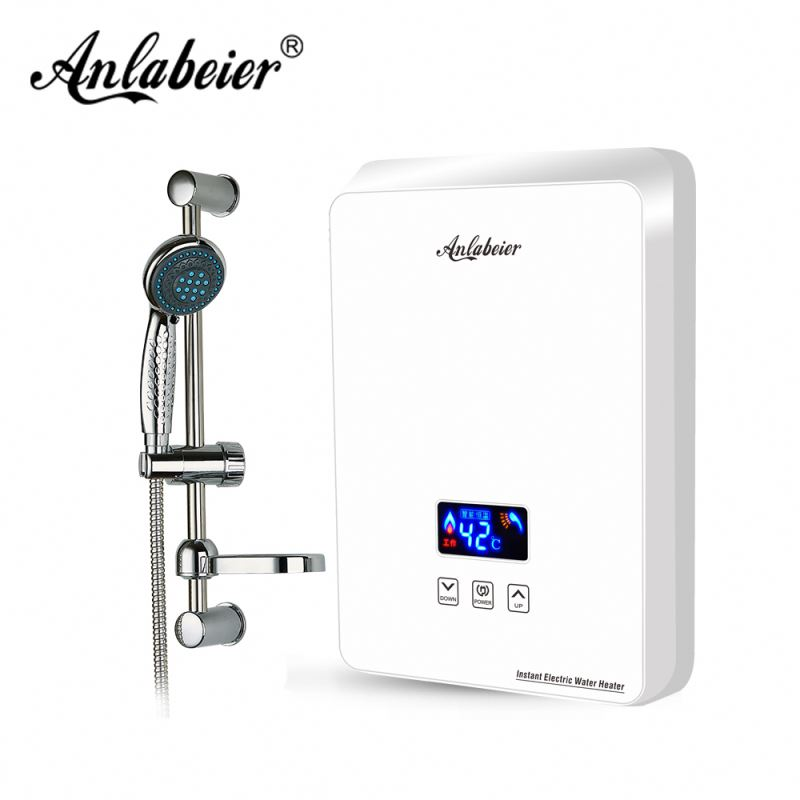 Water dispenser carbonator touch control elements 2kw heating instant electric tankless water heater price