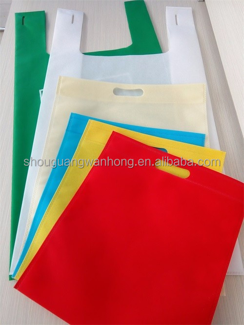 Cheap eco-friendly shopping bag packing bag