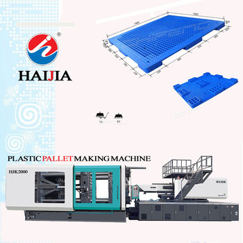 PS Plastic Plate Injection Molding Machine