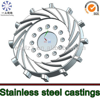 Stainless Steel Diffuser Used For Rc Jet Engine - Buy Jet Engine,Rc Jet  Engine,Small Jet Engine Product on Alibaba com