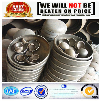 high quality carbon steel pipe end caps large steel pipe end cap & High Quality Carbon Steel Pipe End Caps Large Steel Pipe End Cap ...