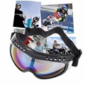Motorcycle Dustproof motocross Sunglasses Ski Snowboard moto Goggles Lens Frame Eye Glasses Free Shipping