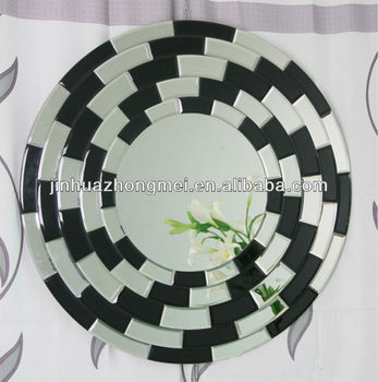wall mirrors decorative round bathroom mirror