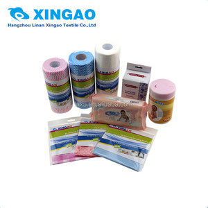 Household kitchen nonwoven cleaning cloths, nonwoven kitchen cloth,medical wiping cloth